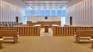 The Best Looking Courtroom Ever