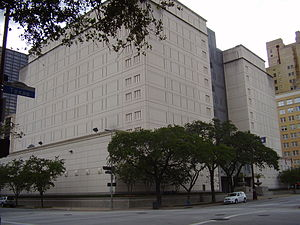 Houston Federal Prison System
